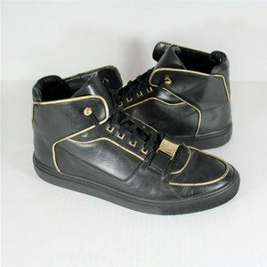 Versace Collection High Top Sneakers Mens 42 M614